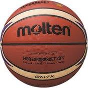 Molten BGM7X, košarkaška lopta, smeda