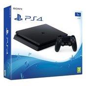 PS4 1TB konzola + igra Gran Turismo Standard +
