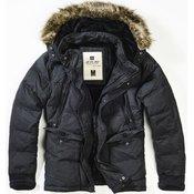 JETLAG muška jakna FW82, crna