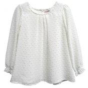 Topo dekliška bluza, 152, bela