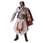 NECA Assassins Creed Brotherhood: Ezio Ivory Unhooded 7