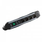 S-LINK Swapp Produžni kabl MPP/10 PNZ - SPGKS04, 4 uticnice, 900 J, 1,5m