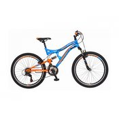 Alpina Goblin MTB Junior 24 Blue-orange (B241S15180)