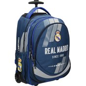 TROLLEY STREET šolska torba na kolesih REAL MADRID