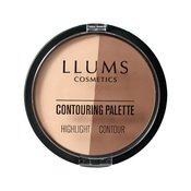 LLUMS Contouring Duo 201 Desert Dunes