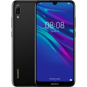 "HUAWEI Y6 (2019)  32/2GB DS (Crna - Midnight Black) - 138650,  6.09"", Quad Core, 2 GB, 13.0 Mpix"