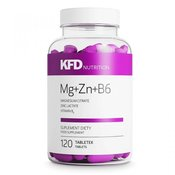 KFD Nutrition ZMA (Mg+Zn+B6) 120 tableta - KFD nutrition