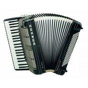 HOHNER harmonika MORINO + IV 120 De Luxe