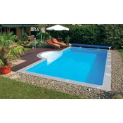 Steinbach osnovni set za montažo 1 Eco Pool (600x300x150cm), popolni komplet