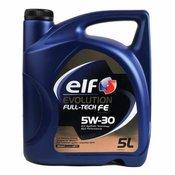Elf motorno ulje Evolution Fulltech FE 5W-30, 5 L