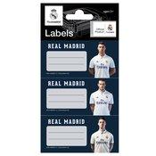 Etikete za zvezke Real Madrid