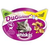 66g Whiskas Duolicious hrana za mačke-piščanec&jogurt
