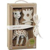 VULLI Paket žirafa Sophie in grizalo