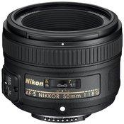NIKON objektiv Nikkor AF-S 50mm/1.8G
