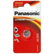 PANASONIC baterija CR1220