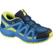 Salomon KICKA CSWP, dječije zimske cipele, plava L41010000