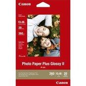 CANON foto papir PP-201 5X7 20sh