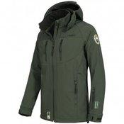 MARIKOO moška softshell jakna NOAA, zelena
