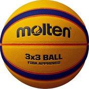 košarkaška lopta MOLTEN B33T5000, sinteticka koža, vel.6, FIBA 3x3