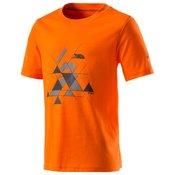 MCKINLEY ZIYA JRS, decja majica za planinarenje, narandžasta