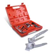 VIDAXL set orodja za zvijanje/popravilo izpušnih cevi