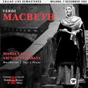 VERDI:MACBETH/CALLAS,VICTOR DE SABATA