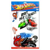 Zidna dekoracija 3D 41x29 cm Hot Wheels