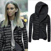 Rasprodaja - Ženska jakna sa kapuljaeom