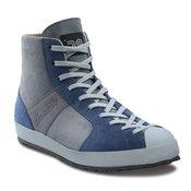 DOLOMITE Cipele 79 High SU Denim / Bela