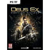 PCG Deus Ex - Mankind Divided + Mini Figure Adam