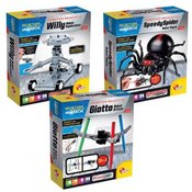Lisciani Edukativni set Science Hi Tech Willy Robot 73238