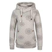 ROCK ANGEL ženski pulover s kapuco SELINA, bež