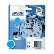 Epson Epson Tinta T2702, 27 Original Cijan C13T27024012