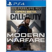 ACTIVISION igra CALL OF DUTY: MODERN WARFARE (PS4)