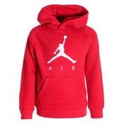 4a1da8e1de48 Otroški pulover Air Jordan Jumpman Fleece Gym Red - Ceneje.si
