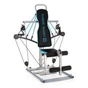 Capital Sports Tubey modra mini telovadnica v domu kabli iz gume jekla (GYM1-Tubey B)