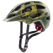 Uvex FINALE 2.0, kolesarska čelada, zelena