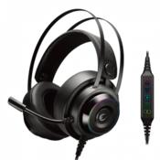RAMPAGE gejmerske slušalice Ultimate RG-X19 (crne) - 31144 Virtual Surround 7.1