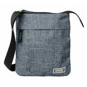 Target CLASSIC MELANGE, športna torba, siva