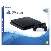 Konzola Playstation 4 500GB Black Slim Playstation 4