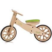 Bika Liffy Drveni Bicikl - zeleni