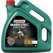 Castrol motorno ulje Magnatec Stop-Start 5W-30 A5, 4 l
