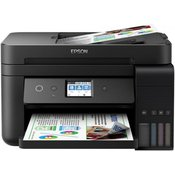 EPSON multifunkcijski štampac ECOTANK ITS L6190  Inkjet, Kolor, A4, Crna