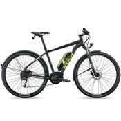 BICIKL FUJI e-bike E-TRAVERSE 1.3+ 21 CRNI / 2019
