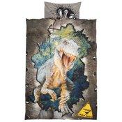 Decija posteljina Dinosaurus 140x200
