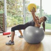 FITNES STABILIZACIJSKA ŽOGA SKLZ 55 cm – Stability Ball