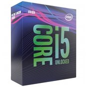 INTEL procesor Core i5 9600K 3.7GHz Coffe Lake, box