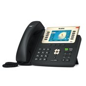 Yealink SIP-T29G, Professional Gigabit IP Phone (with PoE) 16 SIP accounts, 10 Programmable keys, XML, BLF/BLA, OpenVPN, 4,3 480x272 color LCD, 2xGE ports, with PSU (SIP-T29G)