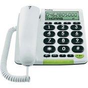 doro Vrvični telefon za starejše DORO PHONEEASY 331 ph optična klicna signalizacija, komplet za