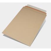 Kartonske kuverte B4 EX rjava-raztegljiva 50/1